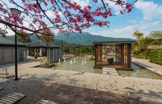 Omgeving Yangmingshan Tien Lai Resort & Spa