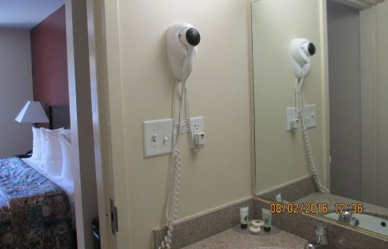 Cuarto de baño Regal Inn - Chicago O'Hare Airport