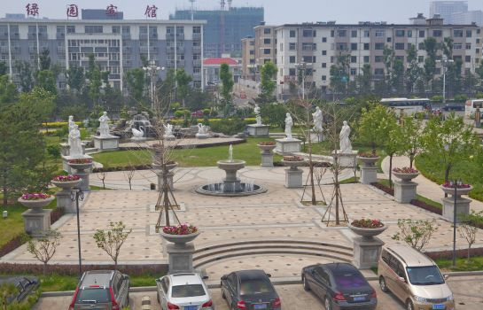 Vista esterna DATONG CITY CENTER (former Holiday Inn)