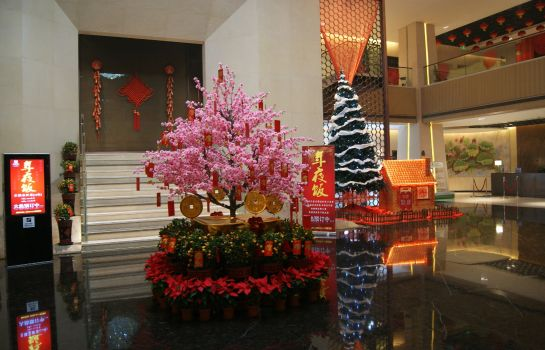 Hol hotelowy DATONG CITY CENTER (former Holiday Inn)