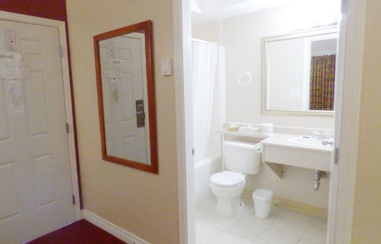 Bagno in camera Port Augusta Inn and Suites