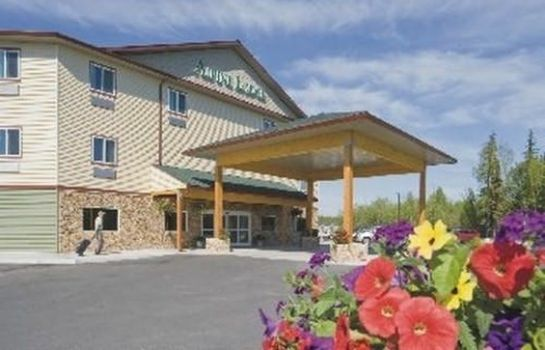 Exterior view La Quinta Inn and Suites Fairbanks Airport