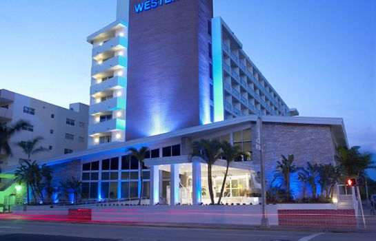 Vista exterior BEST WESTERN ATLANTIC BEACH RE