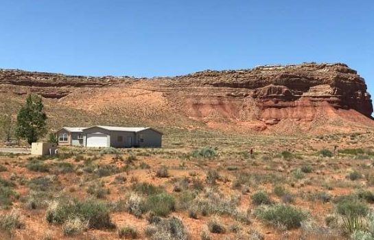 Exterior view TICABOO LODGE LAKE POWELL
