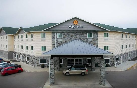 Exterior view La Quinta Inn Ste Fairbanks La Quinta Inn Ste Fairbanks