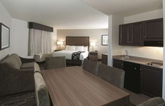 Suite La Quinta Inn and Suites Fairbanks Airport