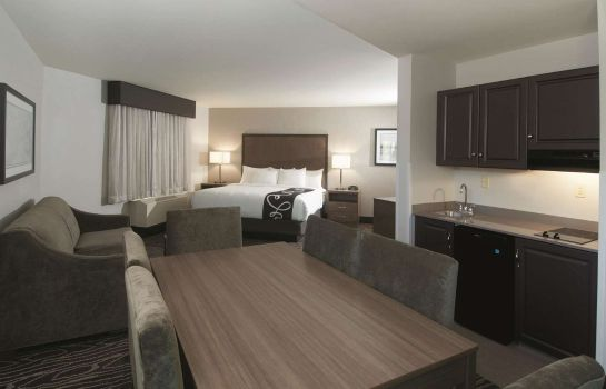 Suite La Quinta Inn & Suites by Wyndham Fairbanks Airport