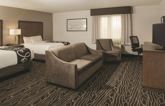 Habitación La Quinta Inn & Suites by Wyndham Fairbanks Airport