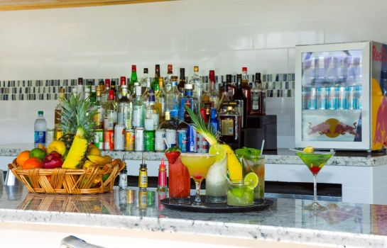 Bar hotelowy Best Western Plus Atlantic Beach Resort