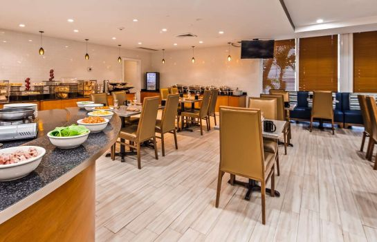 Restauracja Best Western Plus Atlantic Beach Resort