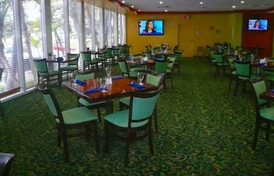 Restaurante BEST WESTERN ATLANTIC BEACH RE
