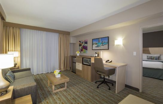 Suite Best Western Plus Atlantic Beach Resort