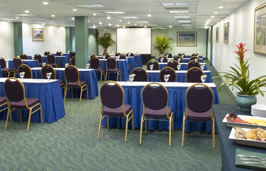 Sala de reuniones BEST WESTERN ATLANTIC BEACH RE