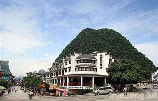 Exterior view Yangshuo Regency Holiday Hotel