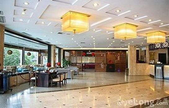 Lobby Yangshuo Regency Holiday Hotel