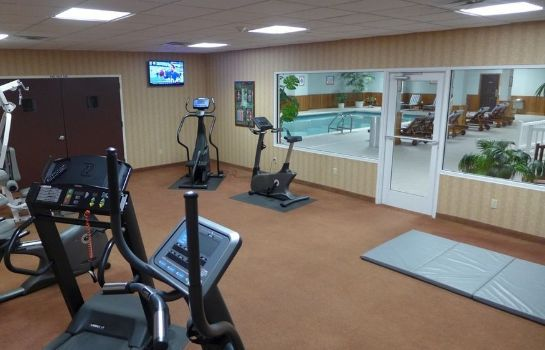 Instalaciones deportivas The Inn And Spa At East Wind