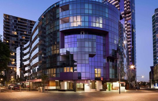 Vista exterior The Sebel Melbourne Docklands