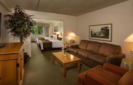 Suite COAST INTERNATIONAL INN