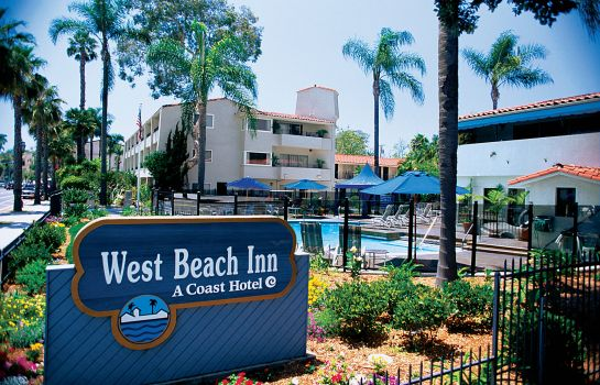 Exterior View West Beach Inn A Coast Hotel