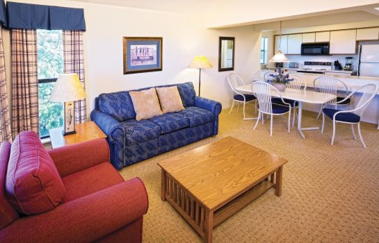 Kamers WYNDHAM RESORT AT FAIRFIELD BAY