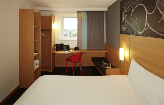 Chambre double (confort) ibis Reading Centre (new ibis rooms)
