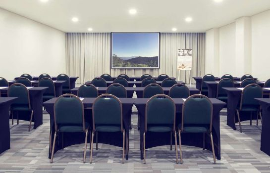Conference room Mercure Florianopolis Convention Hotel
