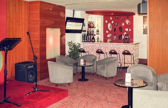 Hotel bar Mercure Batam