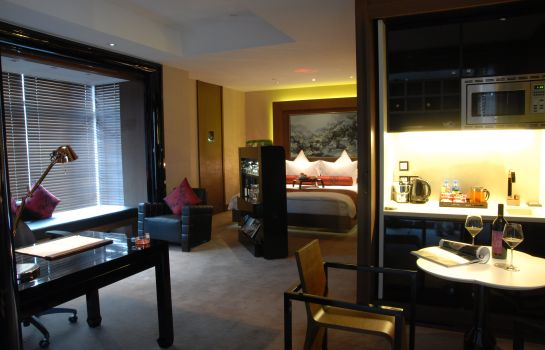 Suite Junior Pudi Boutique Fuxing Park Shanghai