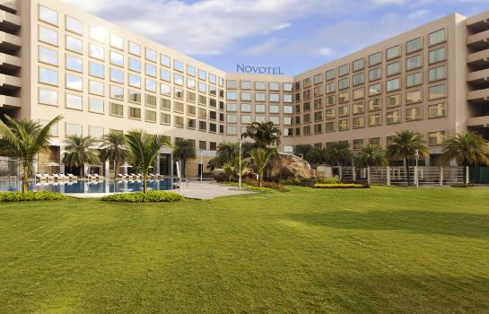 Exterior view Novotel Hyderabad Convention Centre