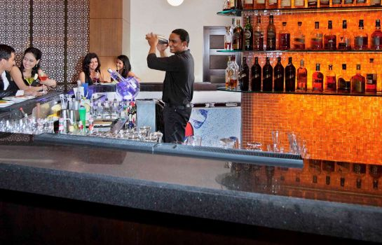 Hotel bar Novotel Hyderabad Convention Centre