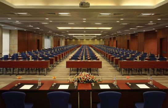 Conference room Novotel Hyderabad Convention Centre