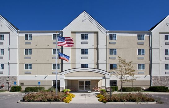 Exterior view Candlewood Suites POLARIS