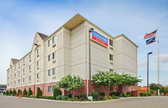 Außenansicht Candlewood Suites WEST LITTLE ROCK