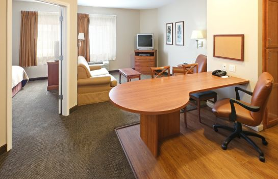 Suite Candlewood Suites WEST LITTLE ROCK