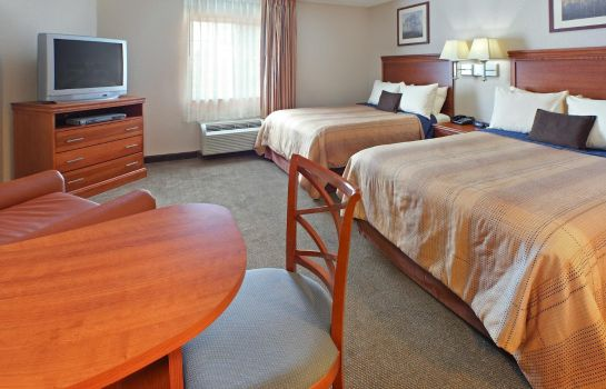 Zimmer Candlewood Suites WEST LITTLE ROCK