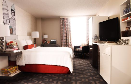 Zimmer the Curtis Denver - a DoubleTree by Hilton Hotel