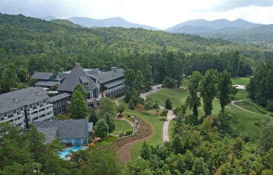 Vista exterior BRASSTOWN VALLEY RESORT AND SPA