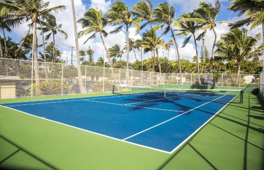 Tennisbaan Makahuena at Poipu