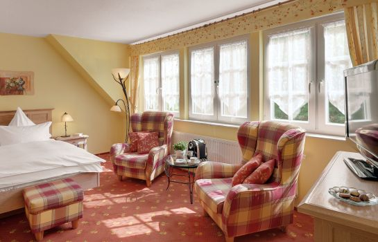 Chambre double (confort) Der Romantikhof (Adults only)
