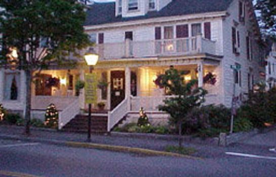 Vista exterior THE KENNEBUNK INN