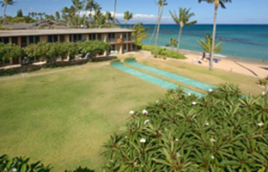 Vista exterior The Mauian - Boutique Beach Studios on Napili Bay