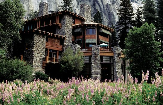 Exterior view THE AHWAHNEE