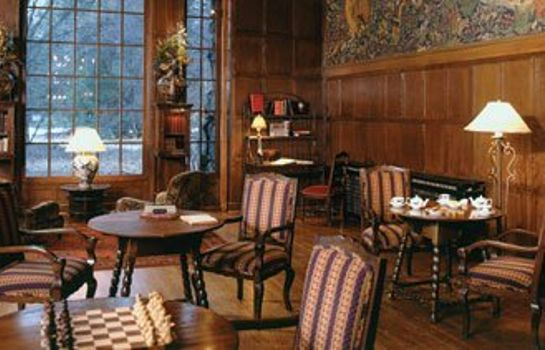 Bar hotelowy THE AHWAHNEE