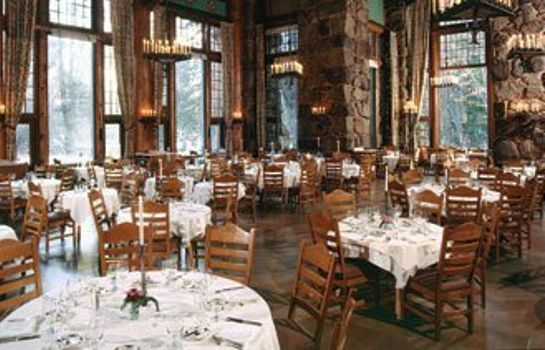 Restaurant THE AHWAHNEE