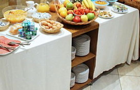 Breakfast buffet Hôtel Troyon