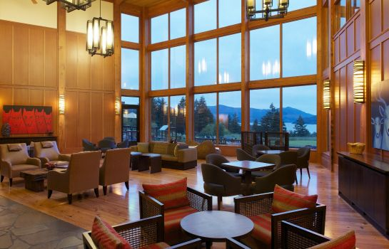 Hotelhal Skamania Lodge