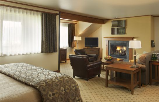 Suite Skamania Lodge