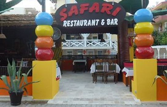 Restauracja Safari Suit Hotel