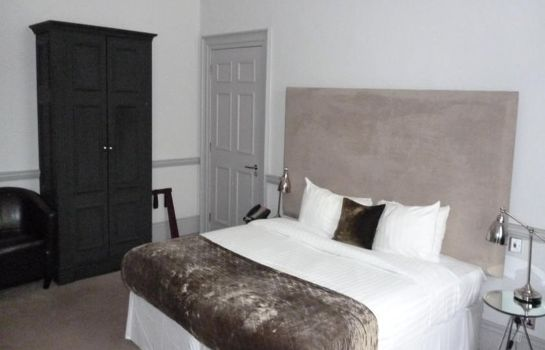 Double room (superior) Best Western Plus Aston Hall
