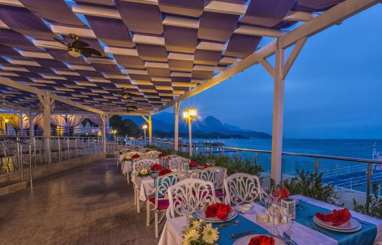 Restaurante Orange County Kemer Resort Hotel